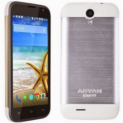 Advan Star Fit S45A Android Phone Murah Rp 999 Ribu