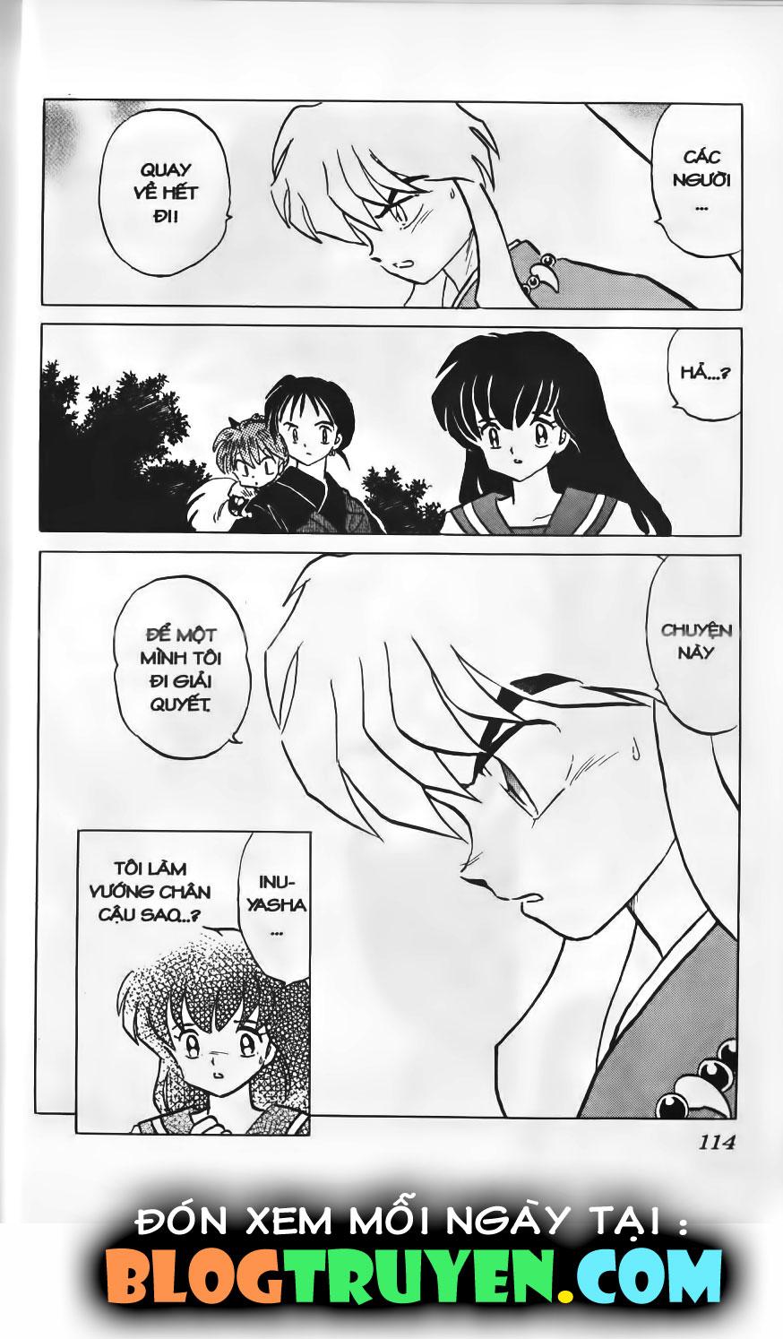 Inuyasha vol 08.6 trang 19