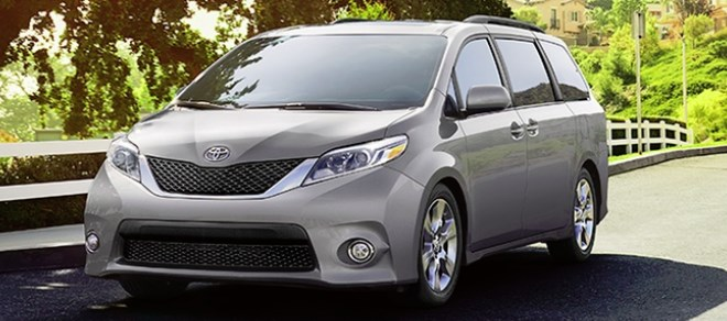 2017 Sienna   The One And Only Swagger Wagon