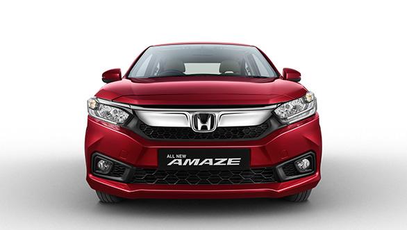 All New-Gen 2018 Honda Amaze front look image