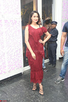 Pragya Jaiswal in Stunnign Deep neck Designer Maroon Dress at Nakshatram music launch ~ CelebesNext Celebrities Galleries 069.JPG