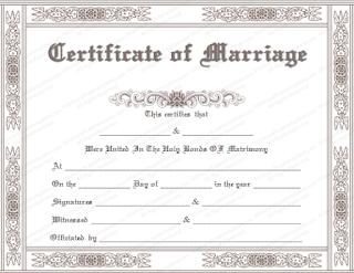 Marriage Certificate in Himachal Pradesh