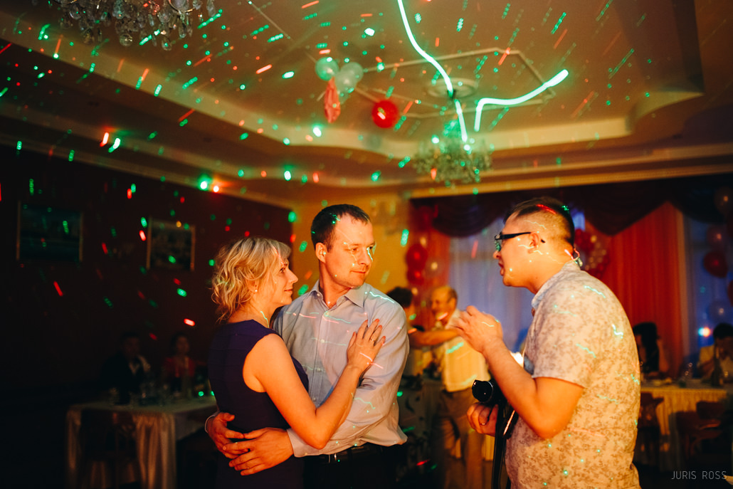 deju gaisma kāzās led lāzeri