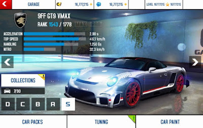 Asphalt 8 full edition