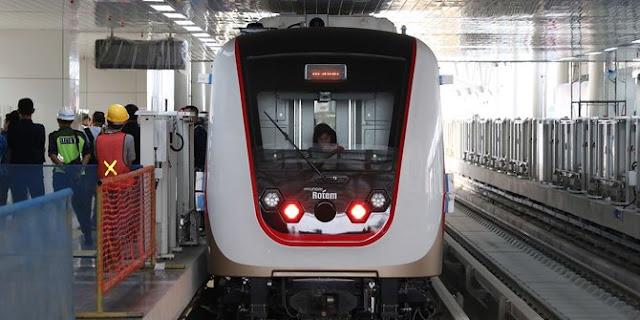 PT KAI klaim LRT di Palembang mulai diminati, sejak beroperasi angkut 470 ribu warga