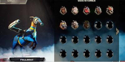 Goat Of Dutty : Call Of Duty Dengan Karakter Kambing