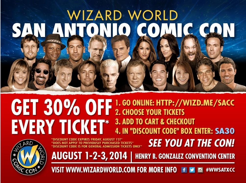 Wizard world has archives from time and memorial for all those who look for a refresher on old comics' wizard world is the place to look for all the comic treasures. delanosoft.ml discount codes is the gift provided to customers as it cuts off the price of all comics during comic conventions and to other loyal followers. To all comic readers, wizard world Sacramento discount code is for.