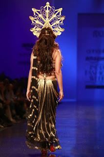 Shriya Saran Stills At Amazon Indian Fashion Week 2016 ~ Celebs Next