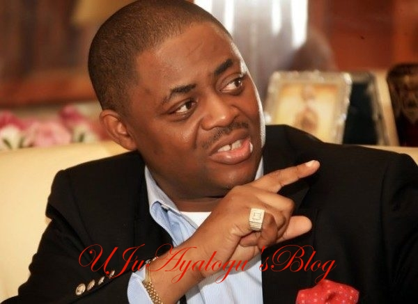 Buhari's son accident, a sign from God – Fani-Kayode