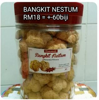 biskut-homemade