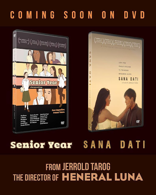 sana dati senior year dvd