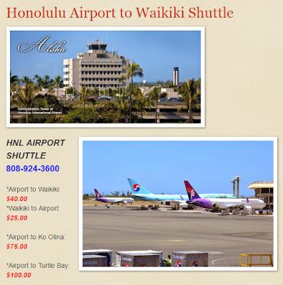 Waikiki Transportation