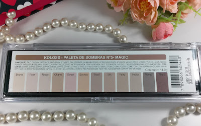 Paleta koloss Magic