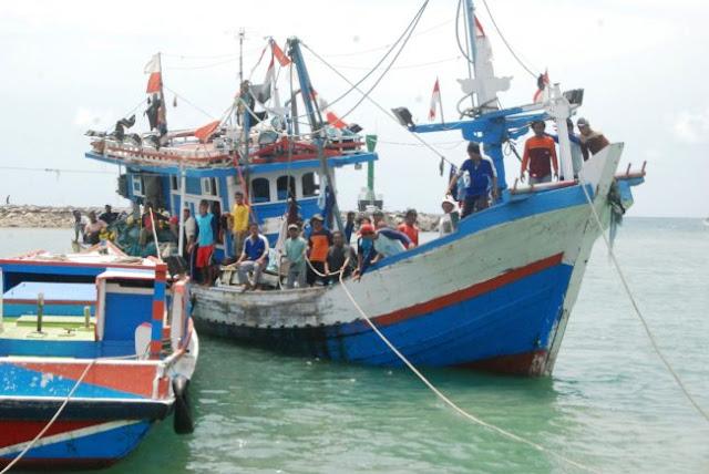 10 Nelayan Ditahan di Malaysia Minta Dibebaskan