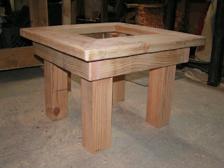 Attaching table legs woodworking ~ Good wood projects