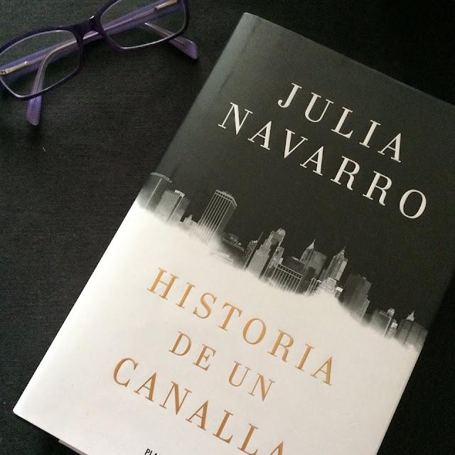 julia navarro historia de un canalla reseñas libros