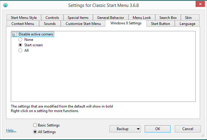 Windows 8 Start Menu Button - Just like Windows 7! 4