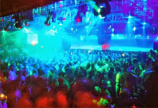 Balada Club Space Miami