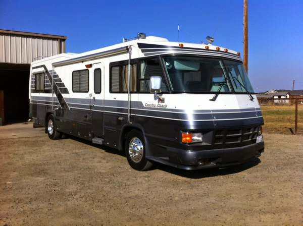 Used Rvs 1992 Country Coach Motorhome For Sale By Owner