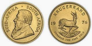 Gold Krugerrands as an Investment