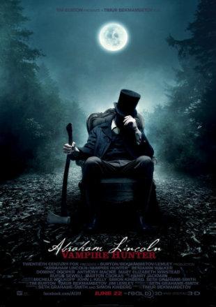 Abraham Lincoln: Vampire Hunter 2012 BRRip 1080p Dual Audio Download