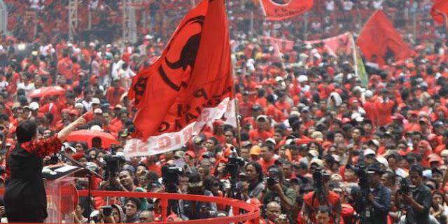 PDIP Berhasil Menggeser Golkar di Sumut