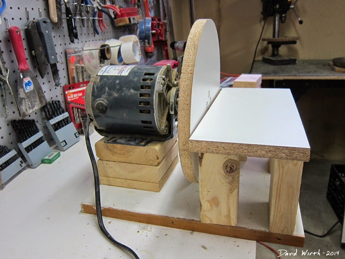 disc sander diy build for free. Black Bedroom Furniture Sets. Home Design Ideas