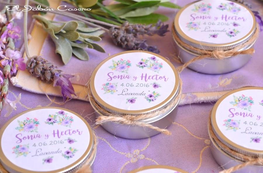 detalles para bodas velas artesanales perfumadas