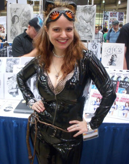 35 Sexy Girls Catwoman Cosplay Cool Damn Pictures