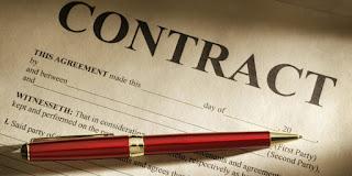 Đánh máy hợp đồng qua mạng