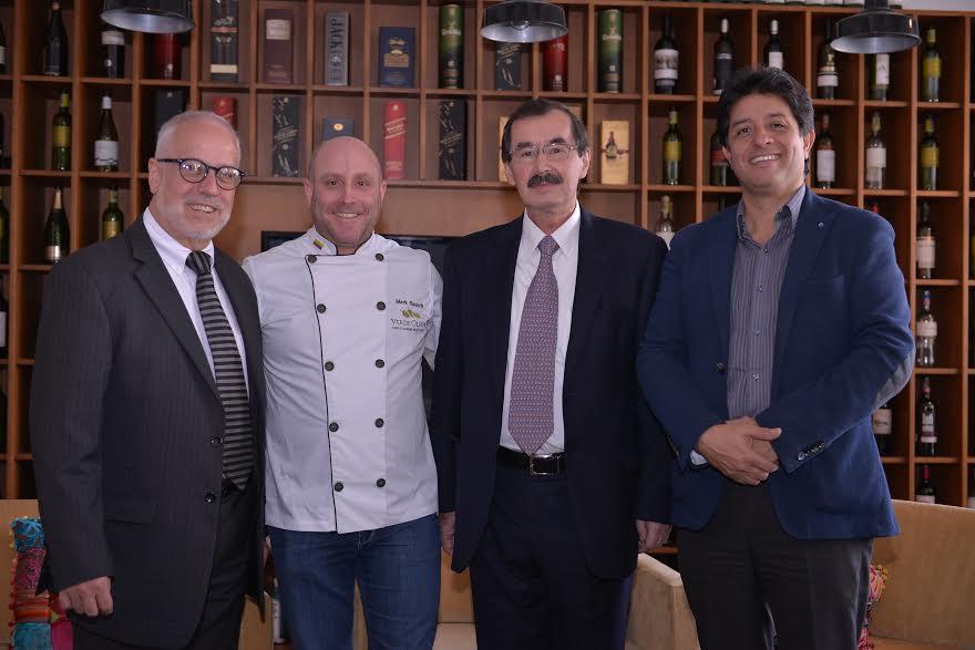 Escuela Verde Oliva Escuela De Gastronomia Hosteleria Y Turismo