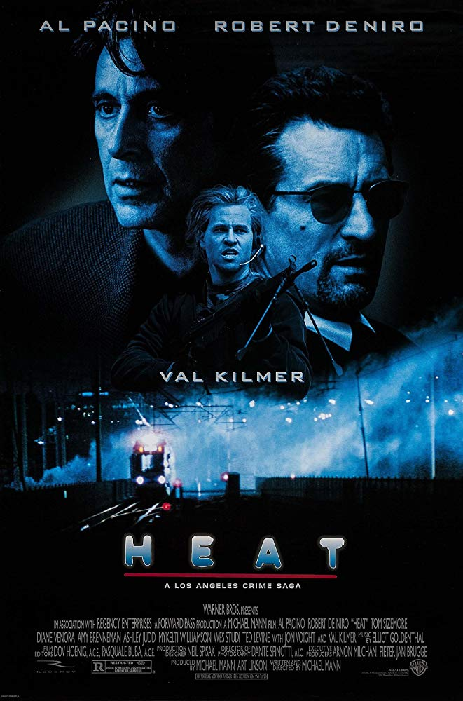 Heat 1995 English Movie Bluray 720p With Bangla Subtitle