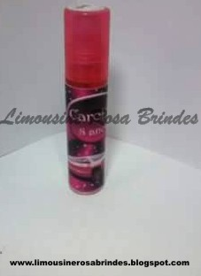 limousine rosa, kit maquiagem limousine rosa, brinde limousine rosa, lembrancinha limousine rosa, tema limousine rosa, festa limousine rosa