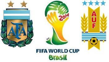 Tunda RCTI TV Argentina Vs Uruguay Kualifikasi Piala Dunia