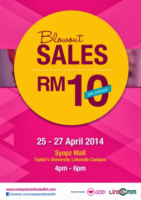 Malaysia Largest Clothes Buffet 2014, Malaysia Clothes Buffet, affordable wear, blowout sales, fashion buffet, shopping, cheap shopping, grab all you can