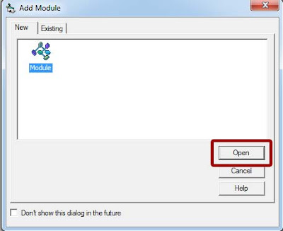 Cara Membuat Koneksi Database Aplikasi Rental Mobil VB 6.0
