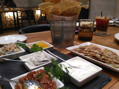 Papadum Epice Restaurant