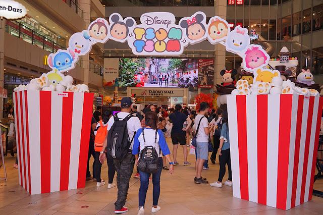 DSC04105 - 台中拍照新景點│2017迪士尼玩轉派對就在大魯閣新時代購物廣場,10/22前免費入場拍照