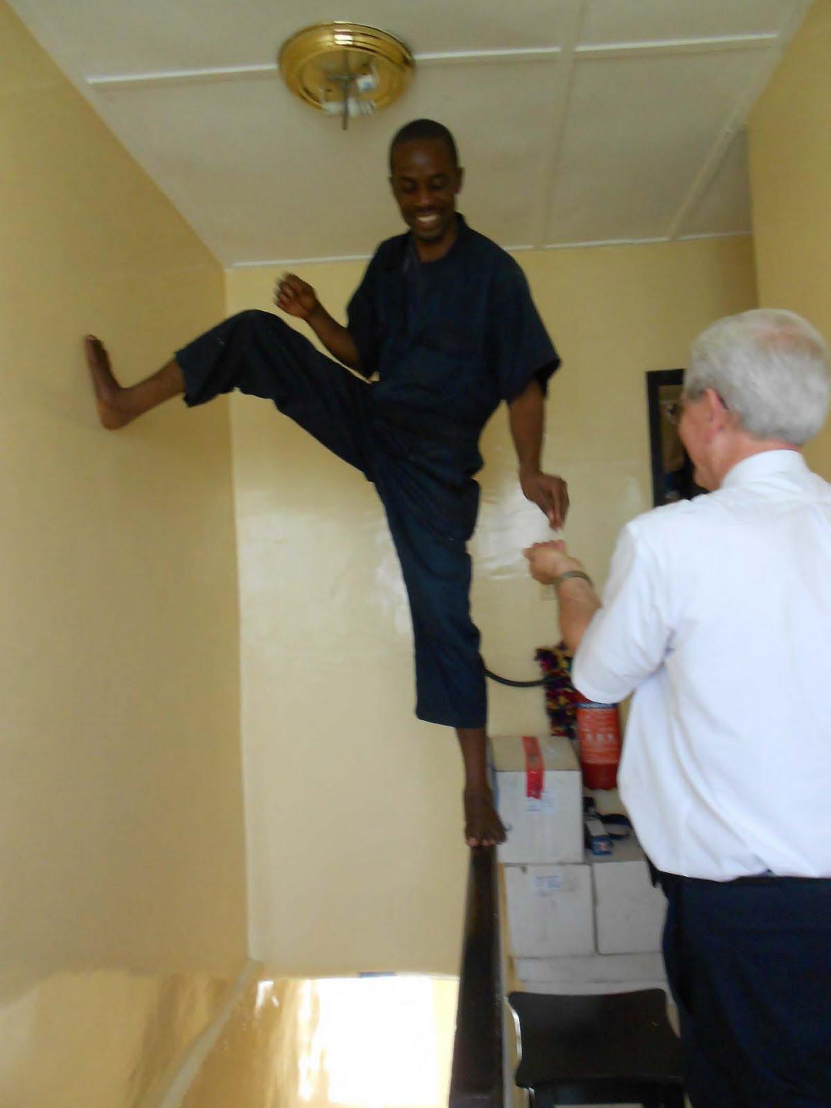 Tire Repair Kit >> Kirkham's Mission Blog from Liberia: August 2011