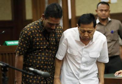 Media Asing Soroti Sidang Perdana Setya Novanto