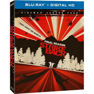 Blu-ray Review - Strike Back: CINEMAX® Season 4