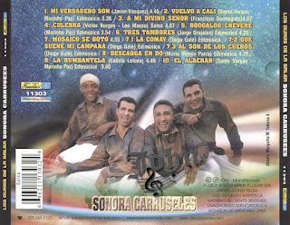 Sonora Carruseles Somos Los Duros De La Salsa