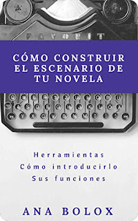 Libro sobre escritura de Ana Bolox