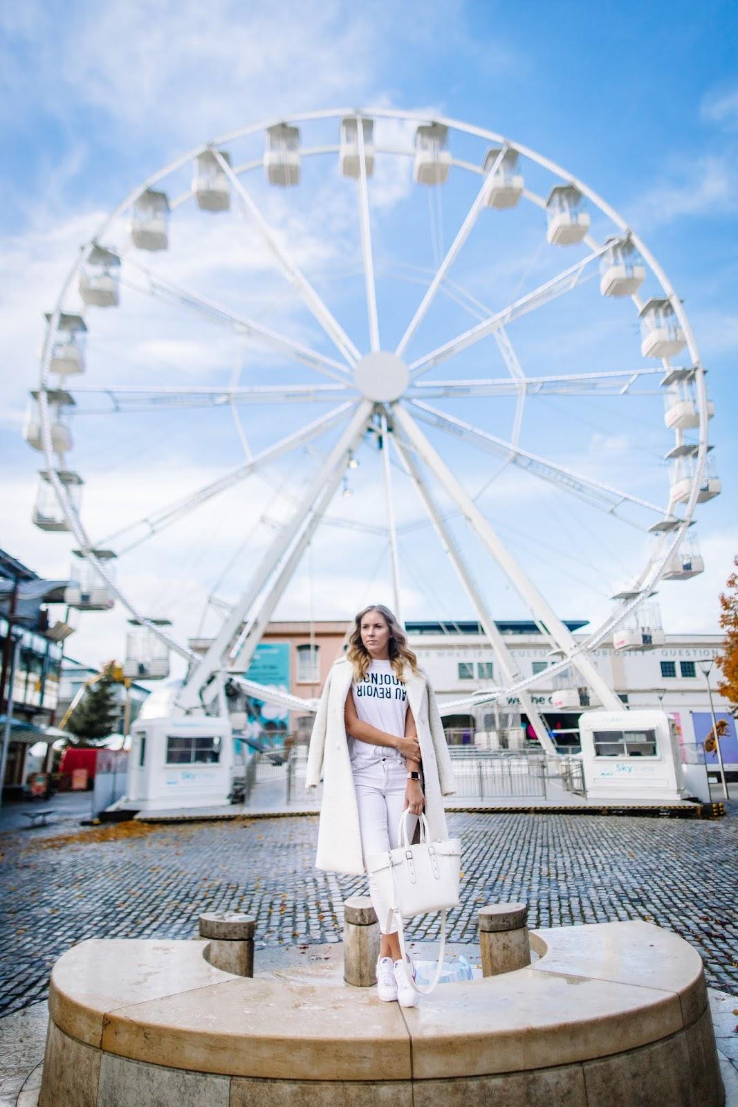 Fashion | Winter Whites | Rachel Emily Blog
