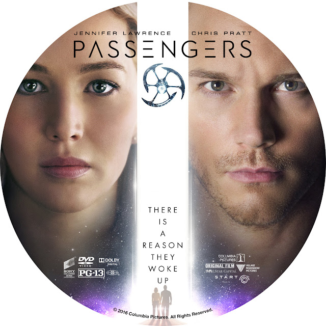 Label DVD Passengers