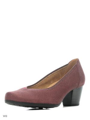 Zapatos de Tacón Bajo para Mujeres