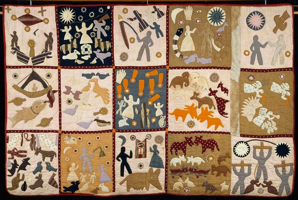Tom Miner Quilts and Folk Art: Harriet Power's Pictorial Quilt : pictorial quilt books - Adamdwight.com
