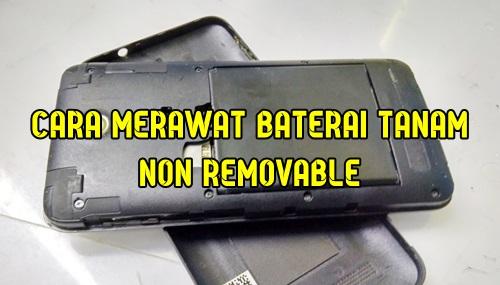 baterai tanam non removable