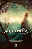 Os Guerreiros de Alquemena editora arwen
