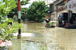 Satu Orang Tewas Terseret Banjir Bandang di Grobogan Semarang